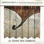 Christian Leroy - Métarythmes de l'air